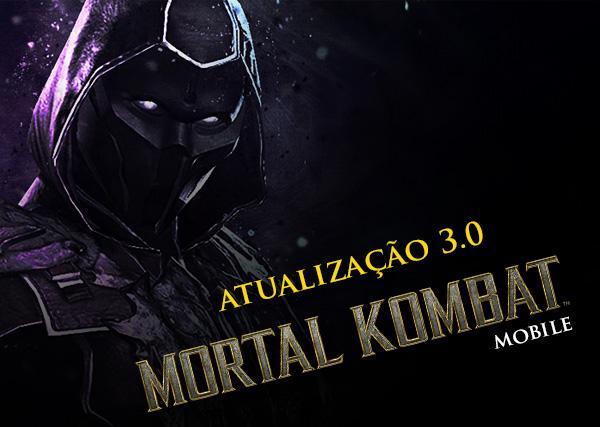 Mortal Kombat Mobile: Atualização 3.0