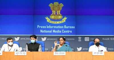 FM Nirmala Sitharaman announces fifth and final tranche of Atma Nirbhar Bharat Package, Outlines reforms in seven areas: Highlights with Details