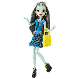 Monster High Frankie Stein How do you Boo Doll
