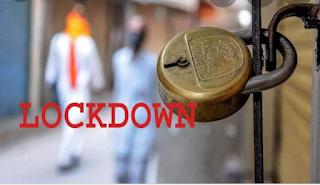 LockDown Extended in TamilNadu For Next One Week