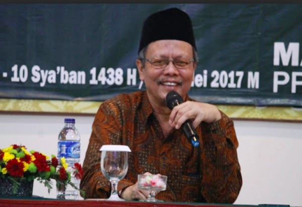Innalillahi, Ketua PP Muhammadiyah Yunahar Ilyas Meninggal