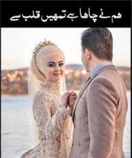 Hum Ne Chaha Tukje Qalb Se Novel Pdf