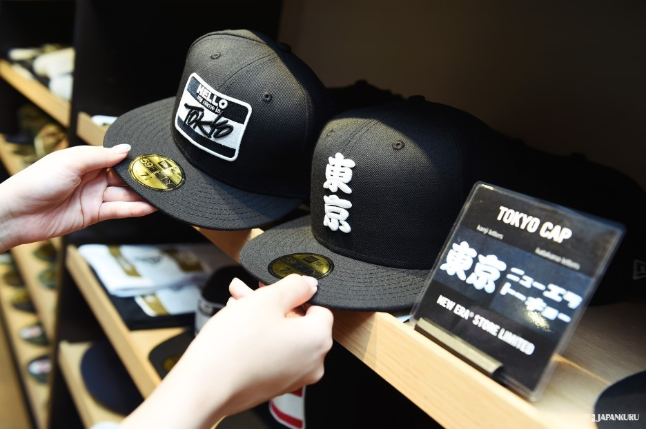 dce76d92129 JAPANKURU    Shopping ♪ Everything about NEW ERA JAPAN! Flagship shop of NEW  ERA in Harajuku!! Are you ready