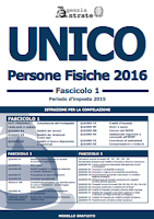 Aggiornamento software Unico PF 2016 1.0.1 per Mac, Windows e Linux