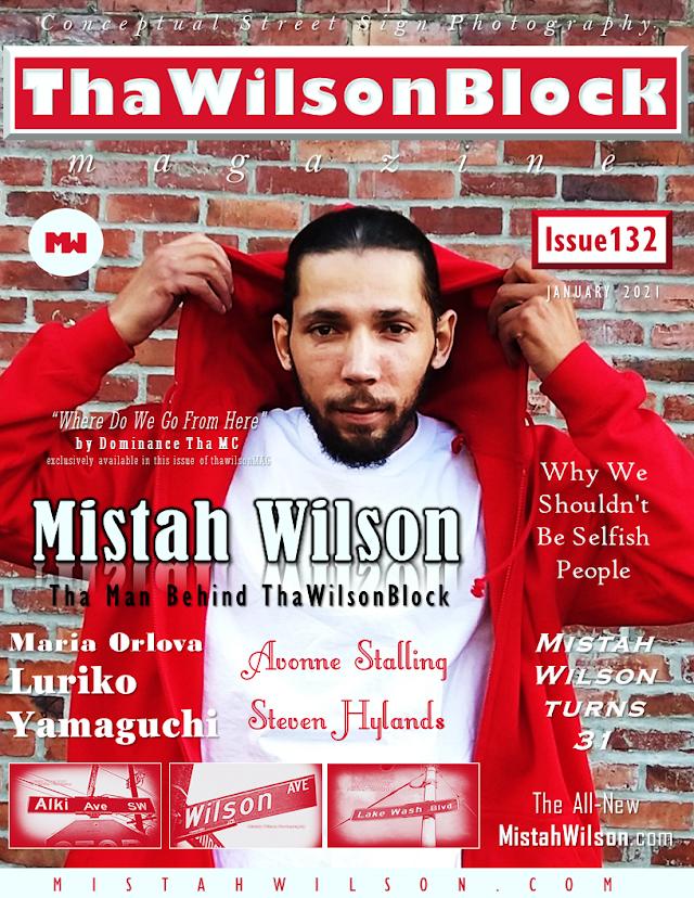 ThaWilsonBlock Magazine Issue132