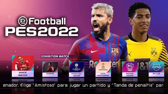 pes 2022 background