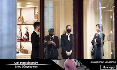 "Prada, Gucci, Valentino... ""run rẩy"" trở lại mùa COVID-19"