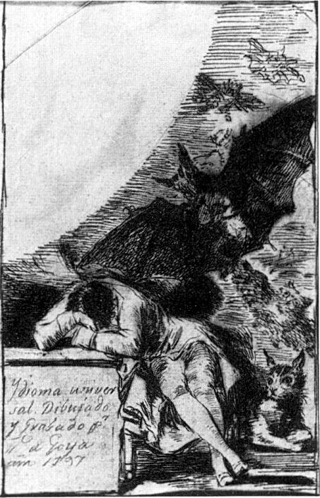 Juhani Tikkanen: Francisco Goya Los Caprichos