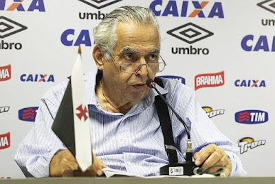 """ab Acusação Grave! Após criticas à São Januário, Eurico diz que """"PM é Flamengo"""""""