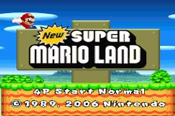 New Super Mario Land PS3 PKG