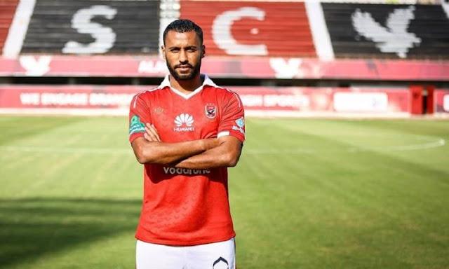 مرتضى منصور يربط مستقبل حسام عاشور بفيروس كورونا