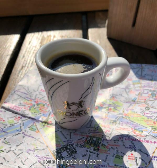 coffee, travel alert