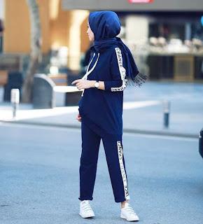 model celana Jogger Pants ketiga