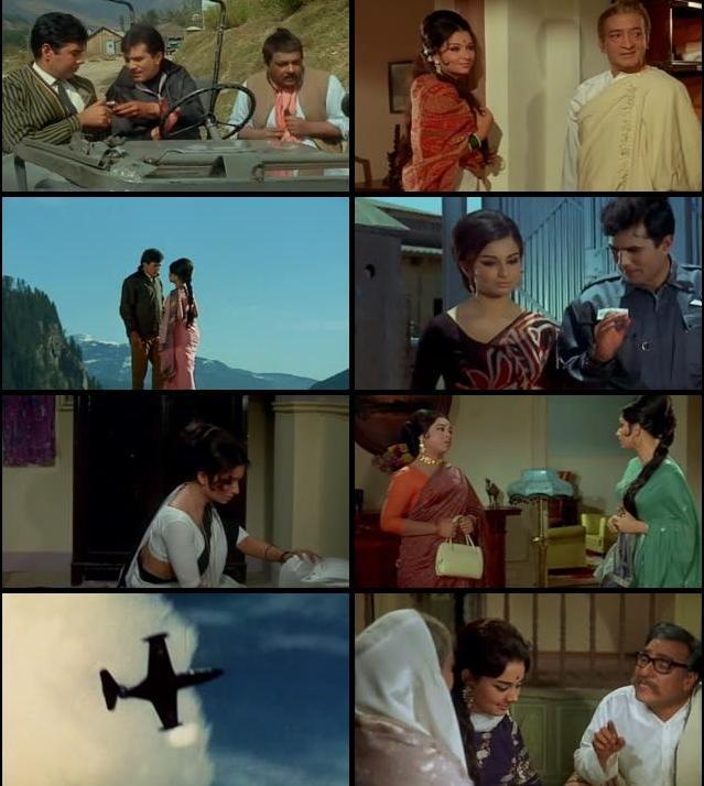 Aradhana 1969 Hindi 480p HDRip