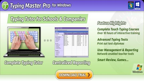 Typing Master screenshot 3