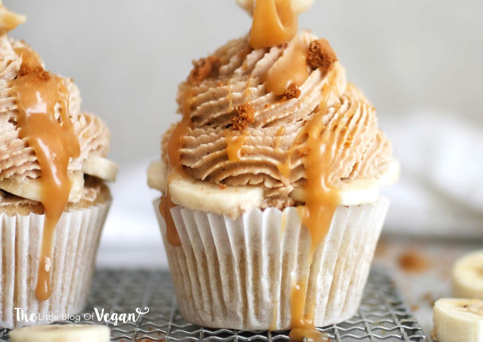Banoffee cupcakes recipe