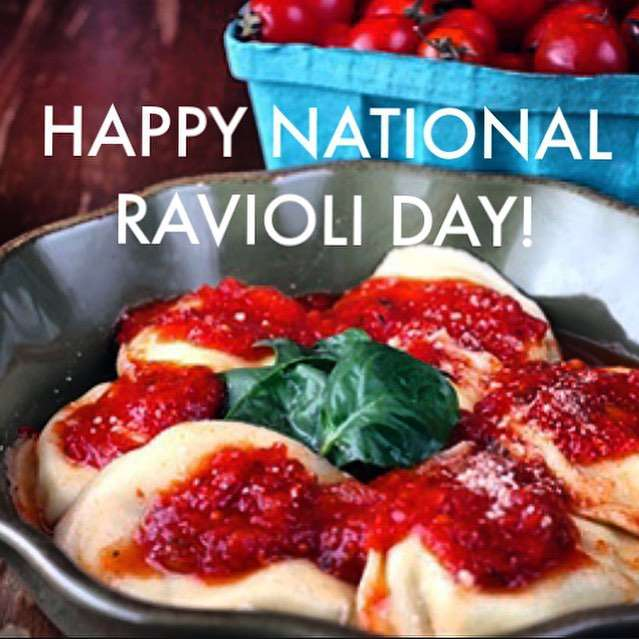 National Ravioli Day Wishes For Facebook