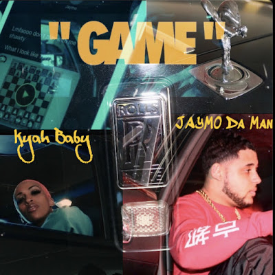 Artist JaymoDaMan Releases Latest Single 'Game' ft. Kyah Baby