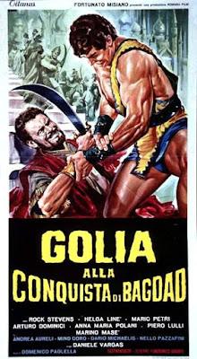 Golia alla conquista di Bagdad