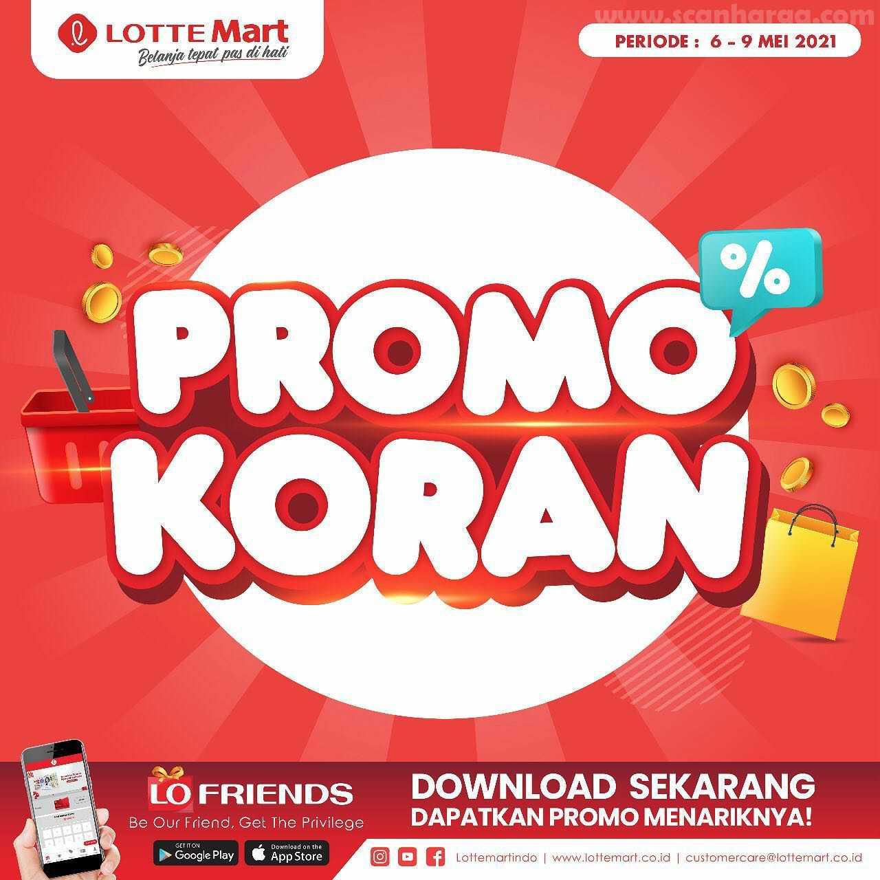 Katalog Promo Lottemart Weekend 6 - 9 Mei 2021 1