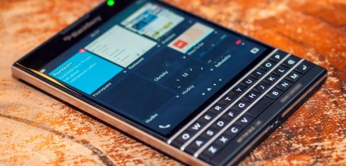 El nuevo BlackBerry Passport costará $649 dólares en los Estados Unidos