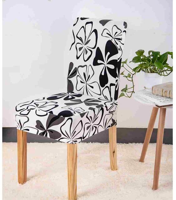 beautyfull black nd white flowe design for cover sofa