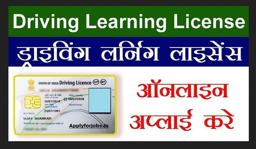 How to Apply for a Driving Licence Online,Driving Licence