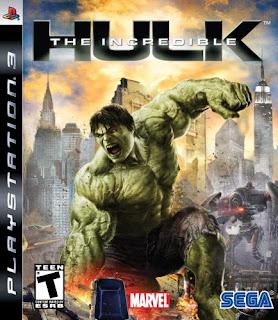 The Incredible Hulk PS3 Torrent