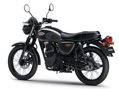Review Kawasaki W175 Motor Klasik Super Keren