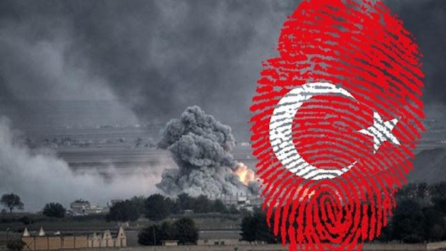 Άρχισε η τουρική επίθεση στη Συρία