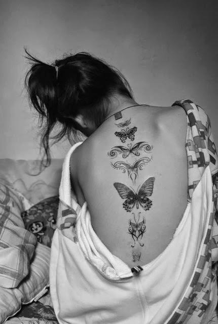 Super Jennifer van Delden: Inspiration : Tattoos @HX76