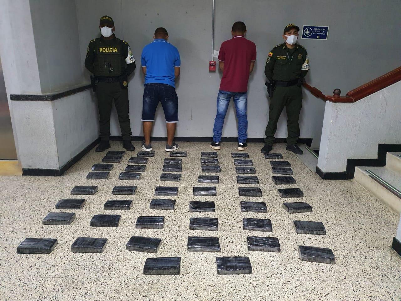 hoyennoticia.com, 50 kilos coca caen cerca a Mayapo