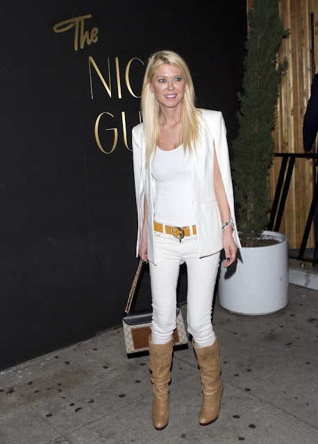 Actress, @ Tara Reid at The Nice Guy in West Hollywood