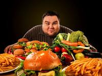 Kebiasaan Buruk Orang Indonesia Berlebihan Mengonsumsi Kalori