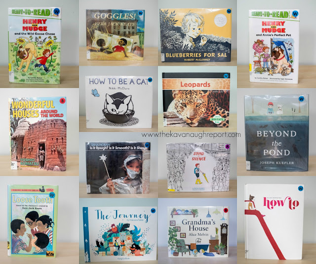 Montessori friendly books for toddlers and early readers. Including realistic, non-fantasy, fiction books!