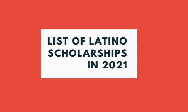 Latino Scholarships That Can Change Your Life for the Better