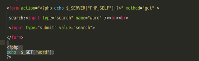 html injection web php