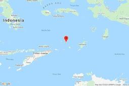 Gempabumi Tektonik M5,7 Guncang Maluku Barat Daya