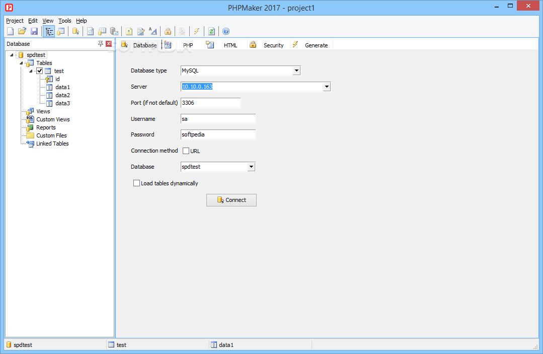 تحميل برنامج قوي لإنشاء مواقع على شبكة الإنترنت مع شكل  (PHPMaker 2020.0.2(PHP