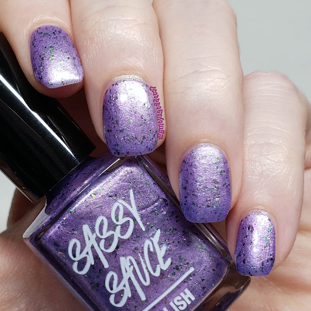 Sassy Sauce Polish Groove On