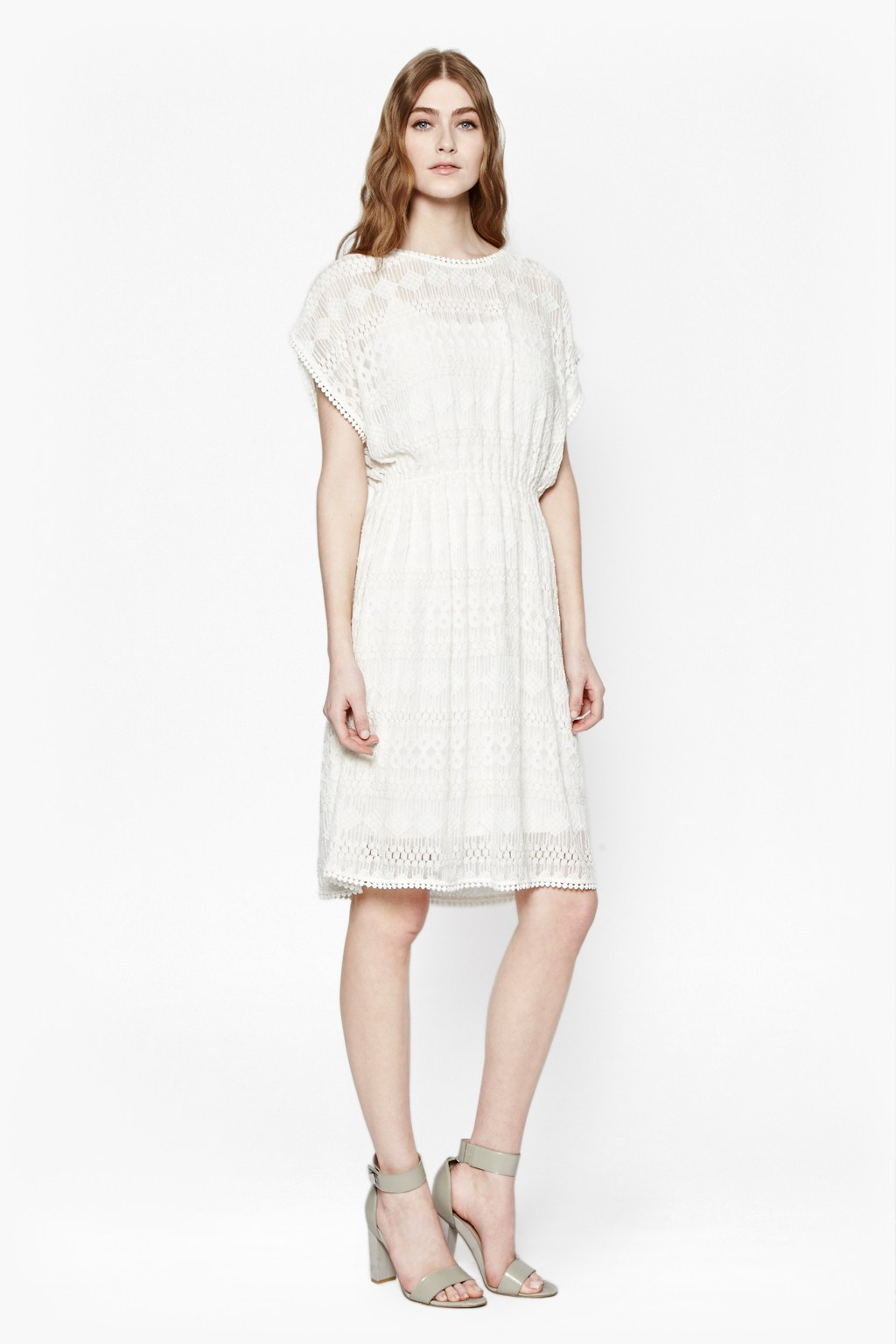 Great Plains Lacy Lou Summer Dress