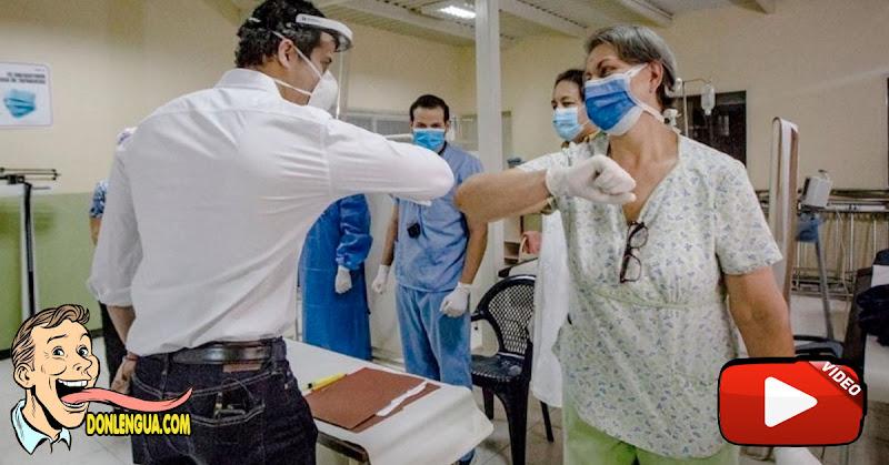 Guaidó anuncia fase de pago de bono de 100 $ a los médicos para Muy Pronto