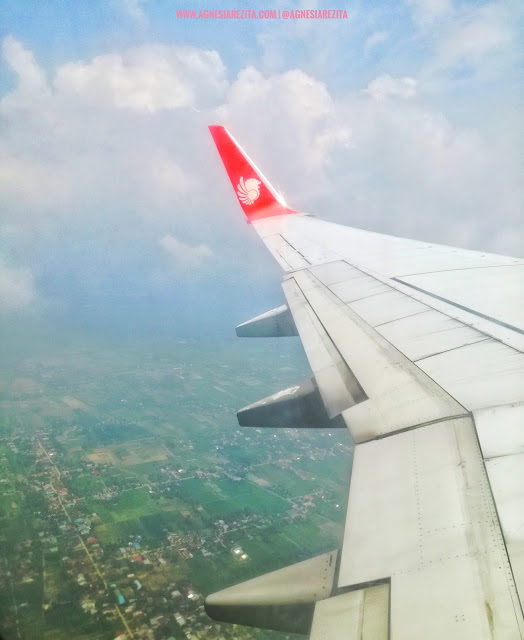 Terbang ke Jakarta Naik Lion Air