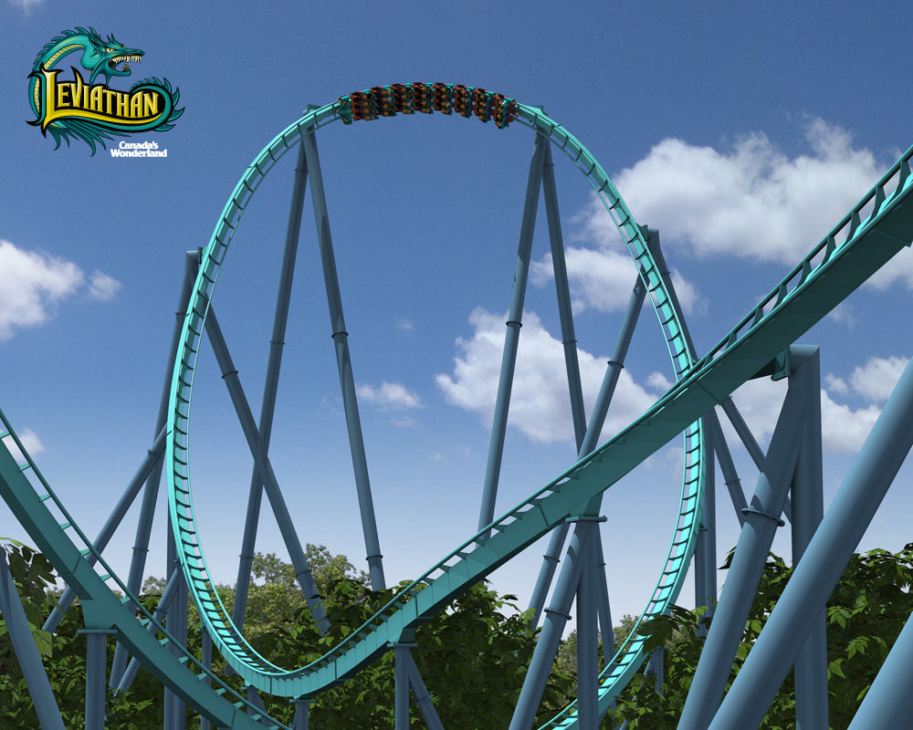 Through My Eyes: Leviathan at Canada's Wonderland