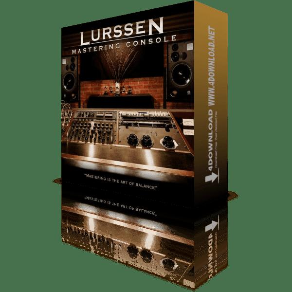Download IK Multimedia - Lurssen Mastering Console v1.1.0 Full version