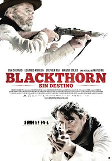 """Blackthorn (sin destino)"" (Mateo Gil, 2011)"