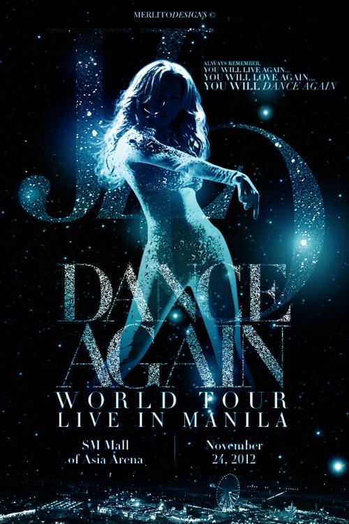 Jennifer Lopez: Dance Again เจนนิเฟอร์ โลเปซ: แด๊นซ์ดับโลก [HD][พากย์ไทย]