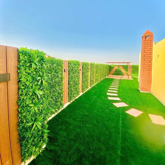 تنسيق حدائق حوش بالخرج