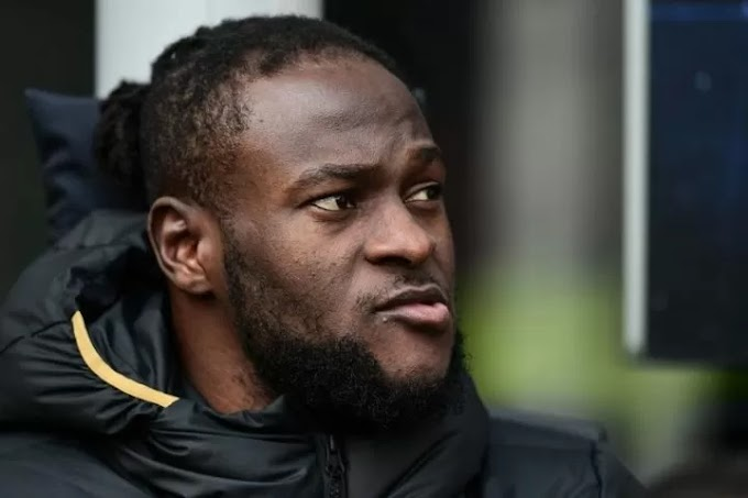 Inter 'won't pay Chelsea €12m to sign Victor Moses permanently'