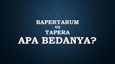 Apa yang Membedakan Bapertarum dan Tapera?